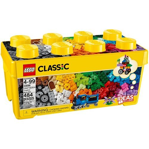 10696 LEGO® Medium Creative Brick Box