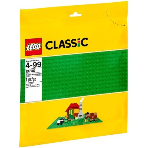 10700 Green Baseplate