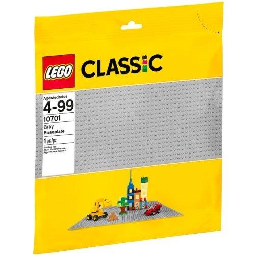 10701 Gray Baseplate