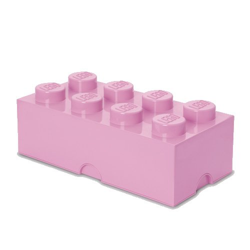 Storage Brick Light Purple 8