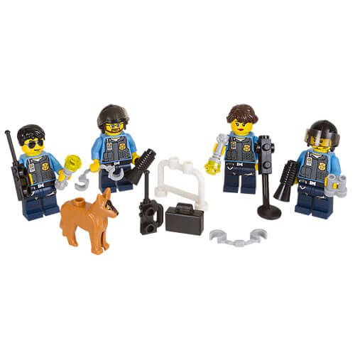 City Police Accessory Set