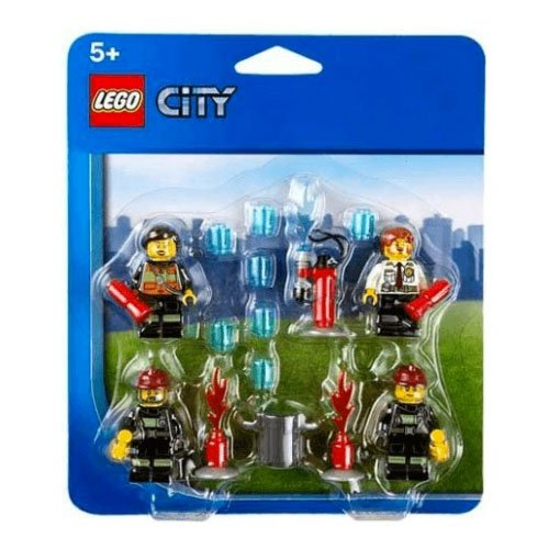 City Fire Accessory Set