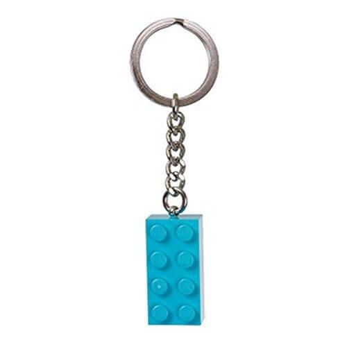 853380 Turquoise Brick Key Chain