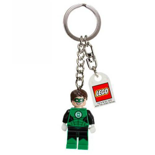 Green Lantern Keychain