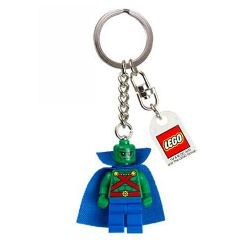 Martian Manhunter Keychain