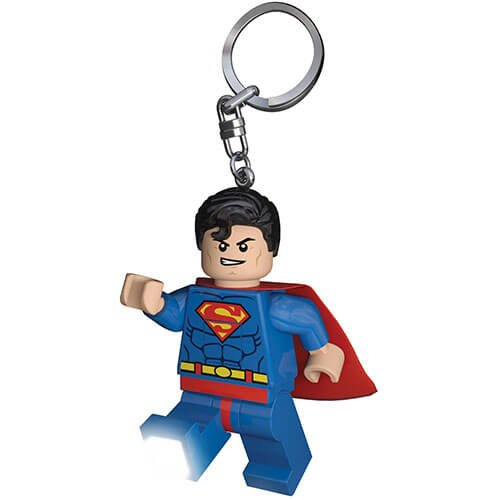 LGL-KE30 LEGO Superman Key light
