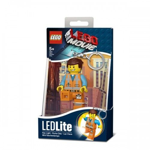LGL-KE47 LEGO Movie Emmet privjesak za ključeve