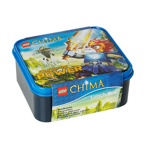 LEGO CHIMA LUNCH - BLUE