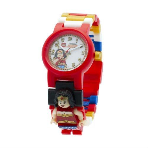 8020271 Sat LEGO DC Comics Super Heroes Wonder Woman Minifigura