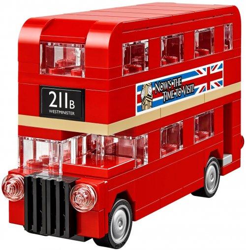 40220 Extended Line Londonski autobus