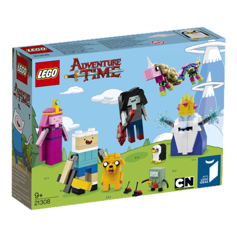 21308 LEGO Ideas Adventure Time™