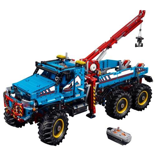 42070 6×6 terenski kamion