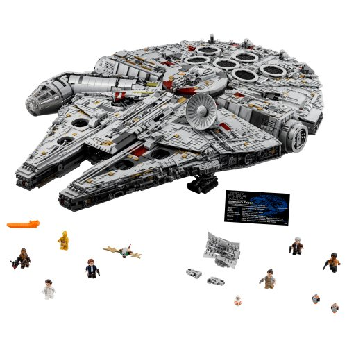 75192 Millenium Falcon