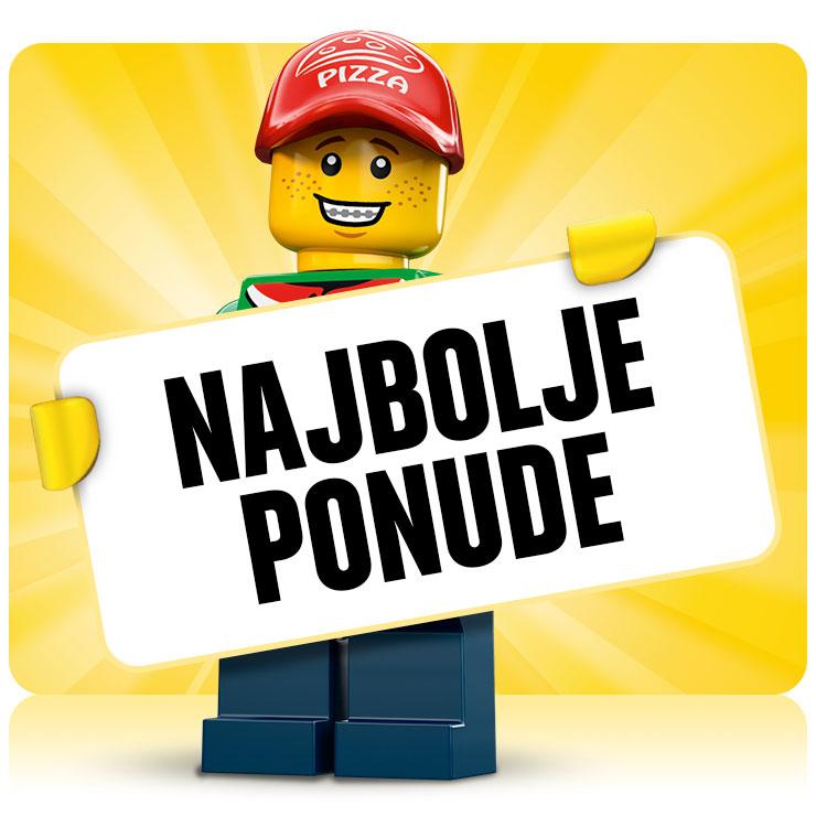 LEGO Najbolje ponude