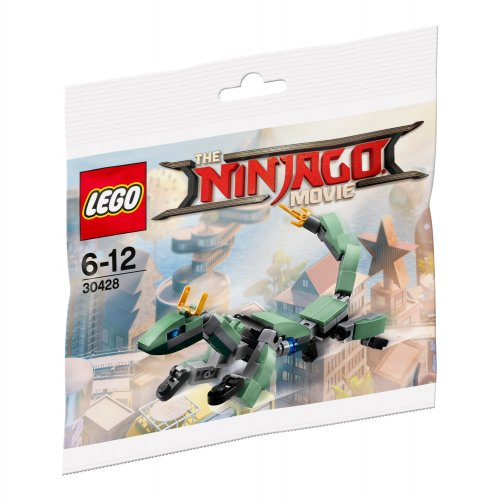 Mech Dragon zelene nindže