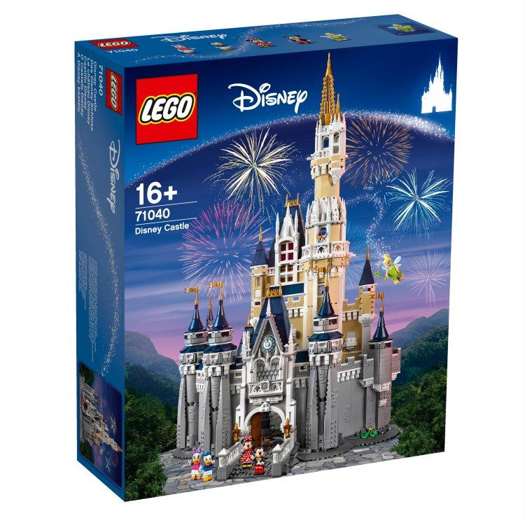 71040 Disneyjev dvorac