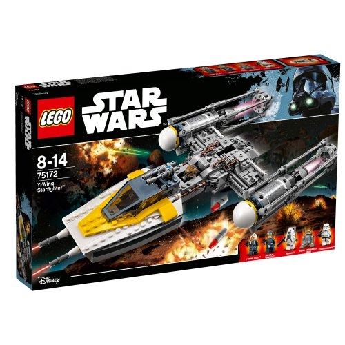 75172 Star Wars TM Y-Wing Starfighter™