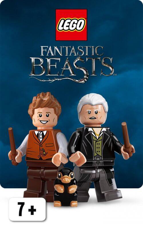 LEGO Fantastic Beasts