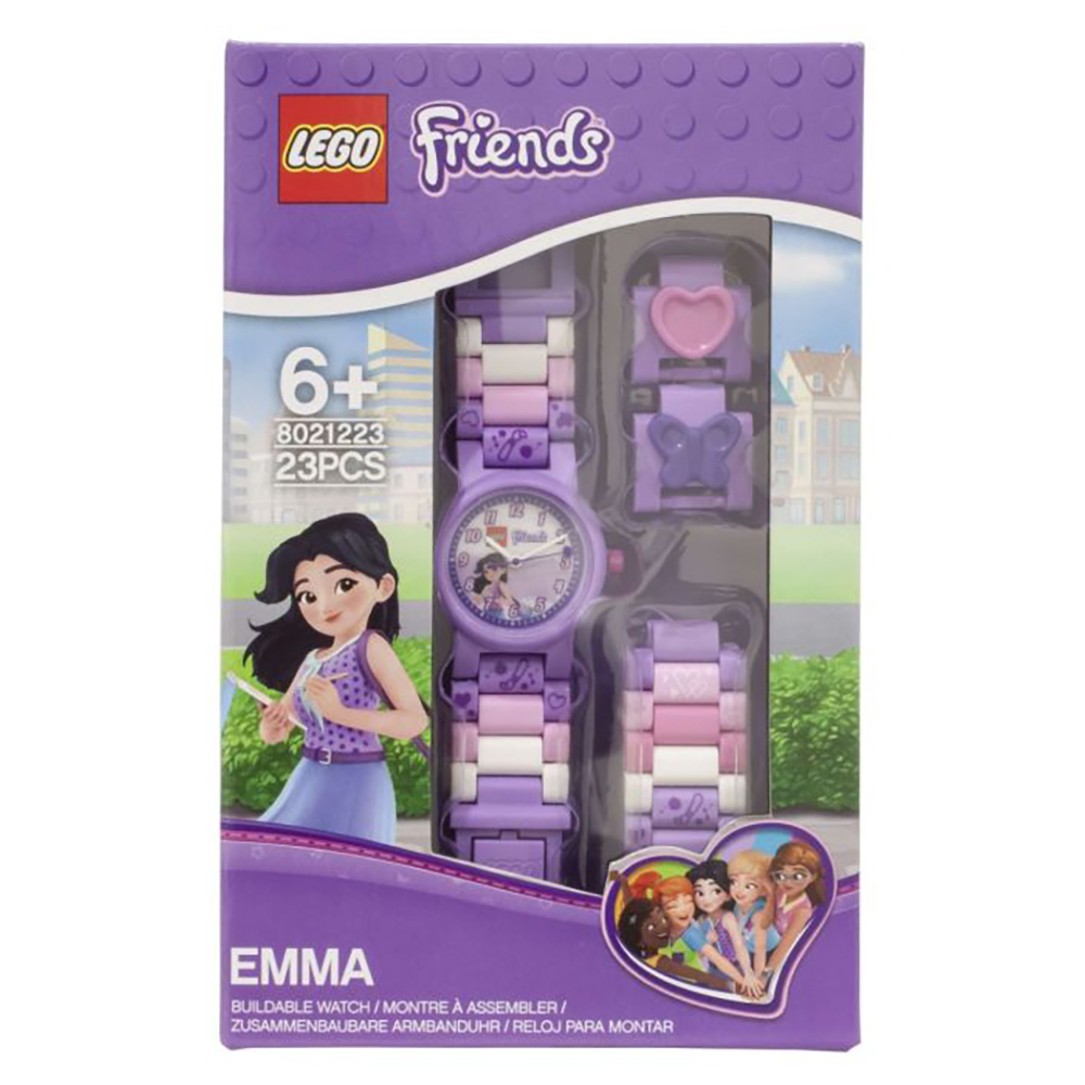 8021223 Sat LEGO® Friends Emma