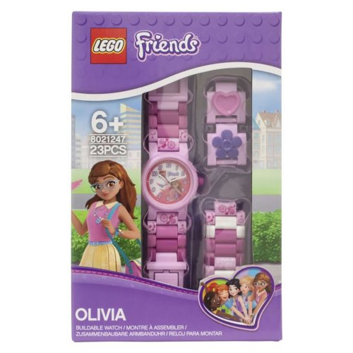8021247 Sat LEGO® Friends Olivia