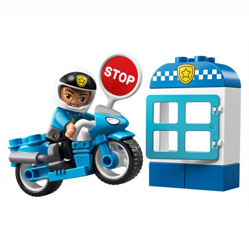 10900 Policijski motocikl