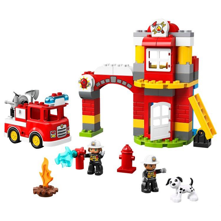 10903 Vatrogasna stanica
