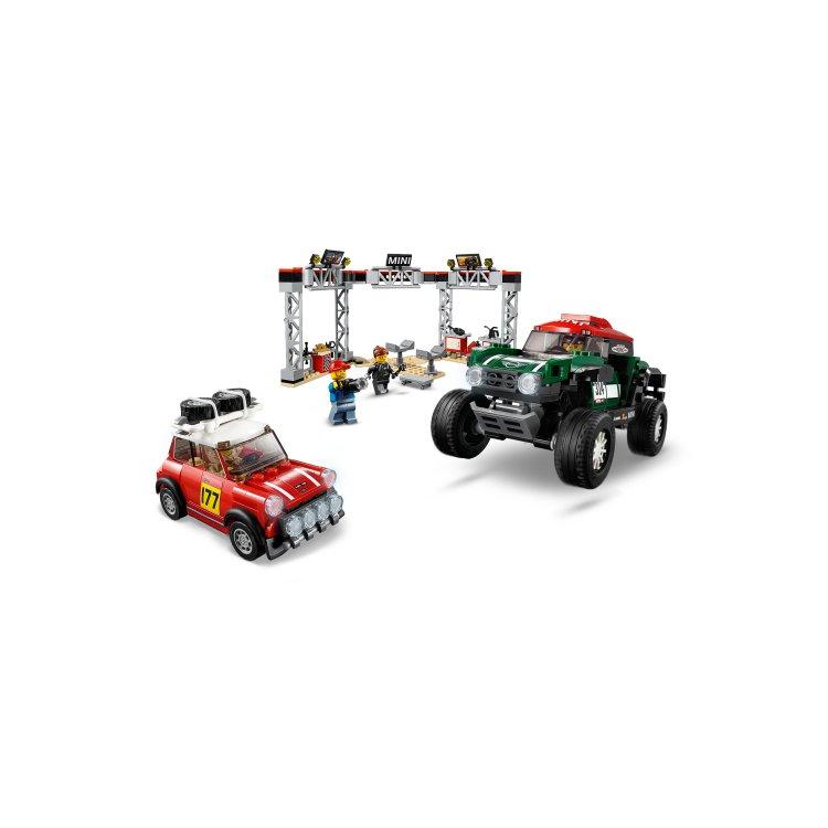 75894 1967 Mini Cooper S Rally i 2018 MINI John Cooper Works Buggy