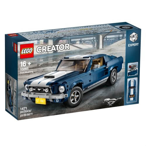 10265 Ford Mustang GT