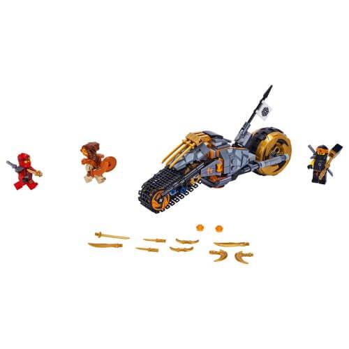70672 Coleov brdski motocikl
