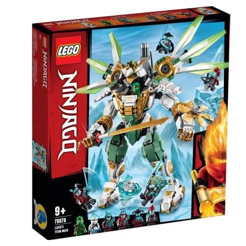 70676 Lloydov robotski titan