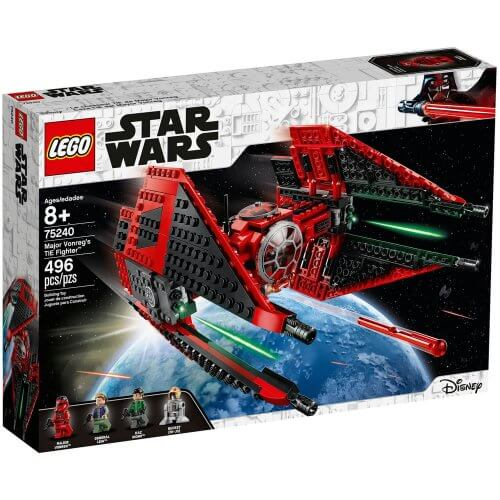 75240 Major Vonreg-ov TIE Fighter