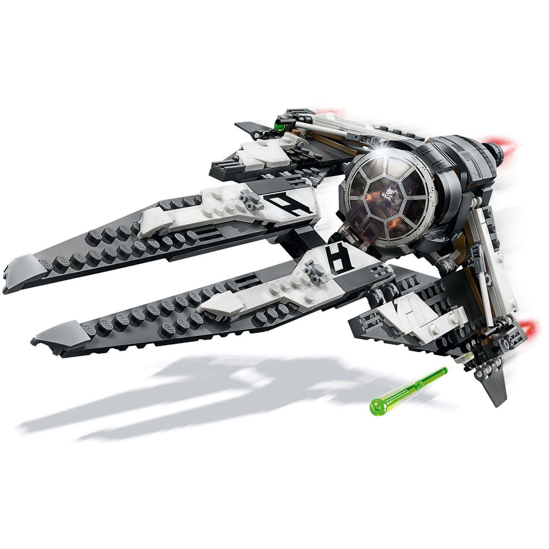 75242 Black Ace TIE Interceptor