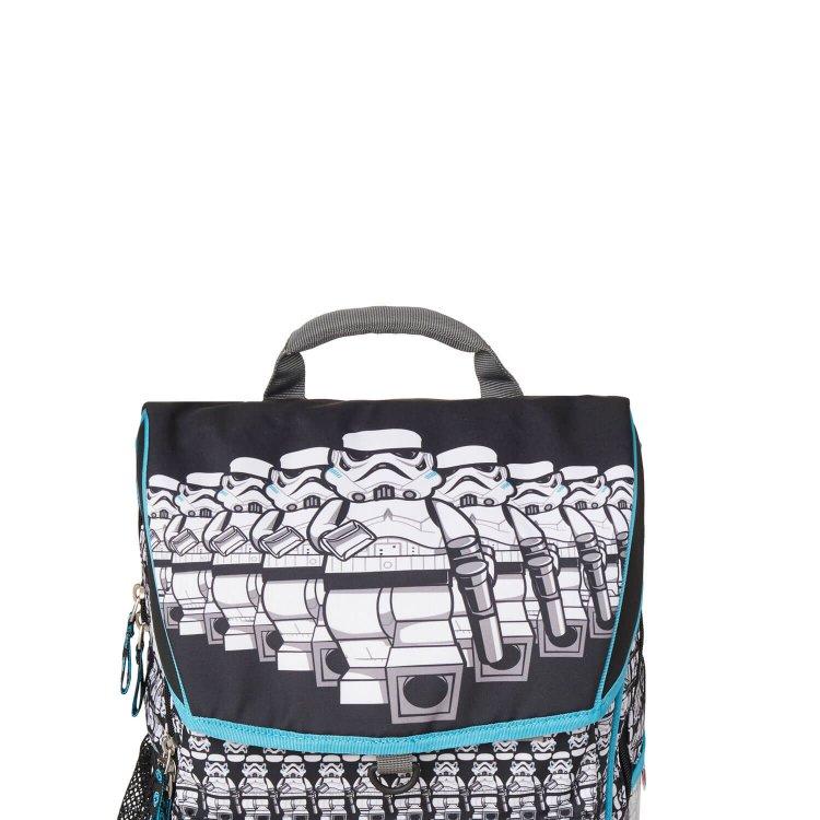 20013-1829 Star Wars Stormtrooper - Maxi školska torba sa torbom za tjelesni