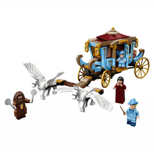 75958 Beauxbatonova kočija: Dolazak u Hogwarts