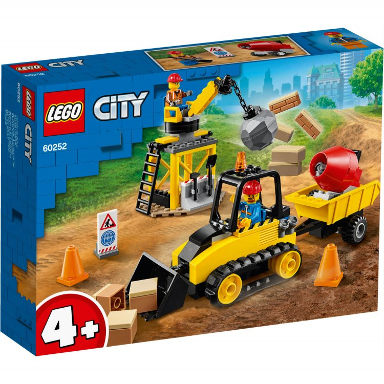 60252 Građevinski buldožer