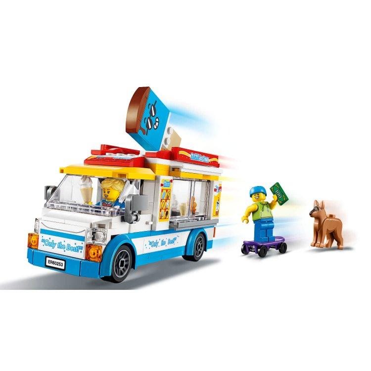 60253 Kamion sa sladoledom