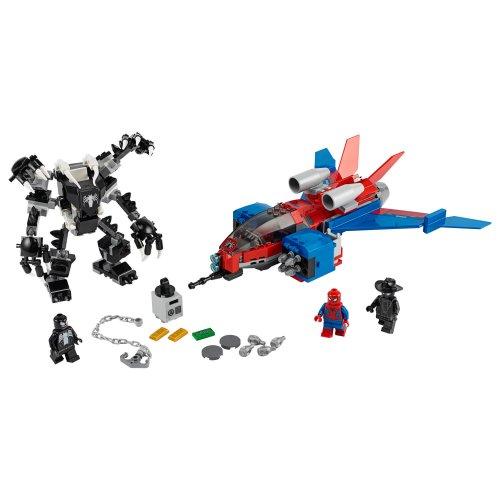 76150 Spiderjet protiv mehaničkog Venoma
