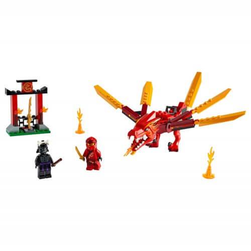 71701 Kaijev vatreni zmaj
