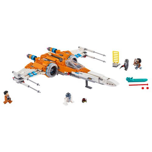 75273 Poeov X-Wing Fighter™