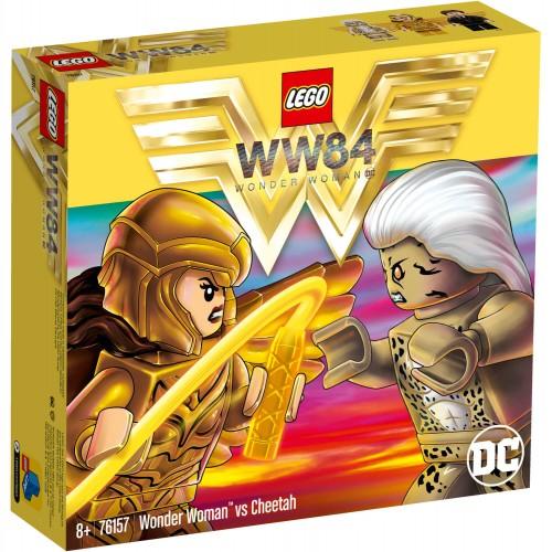76157 Wonder Woman™ vs Cheetah