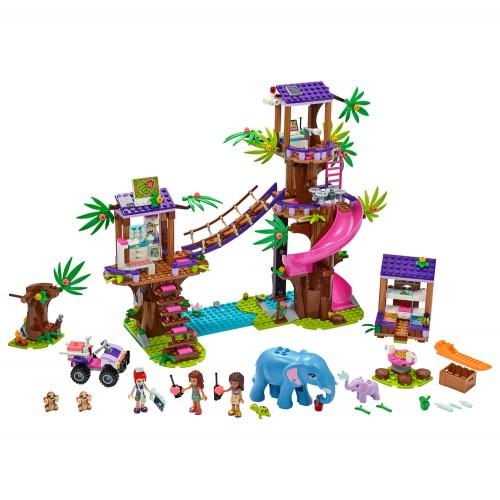 41424 Spasilačka baza u džungli
