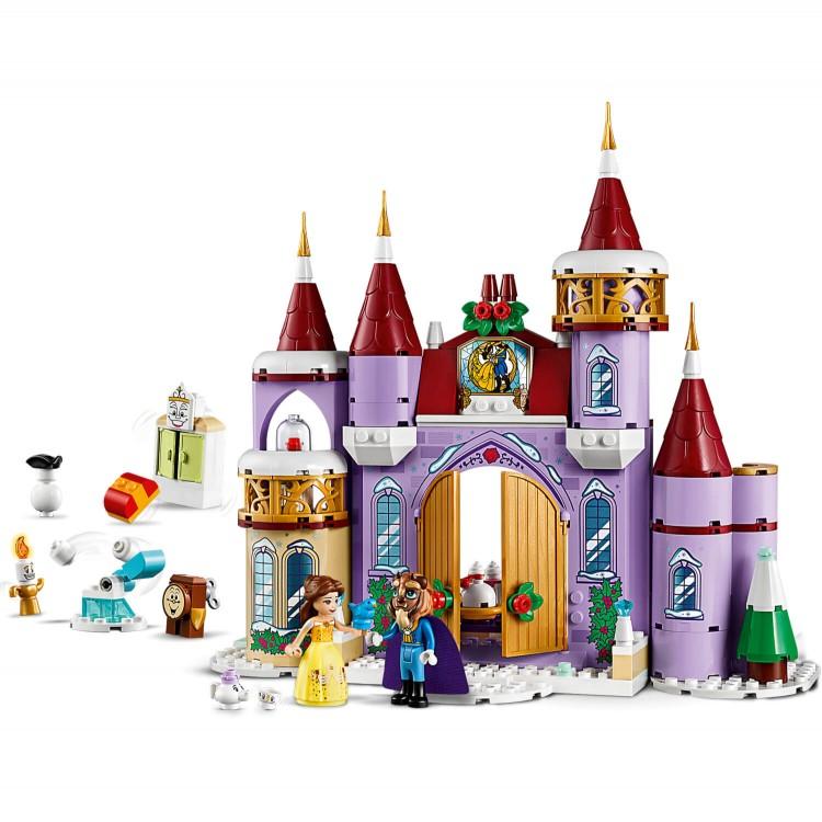 43180 Belleina zimska proslava u dvorcu