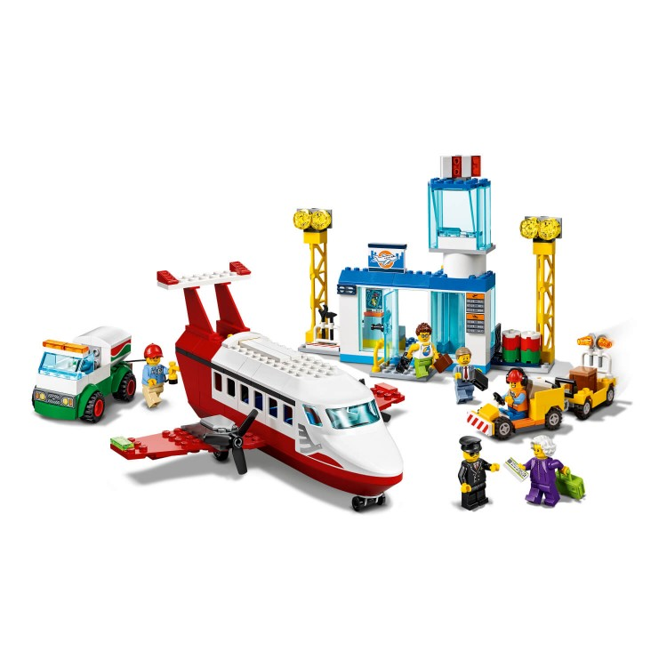 60261 Središnja zračna luka