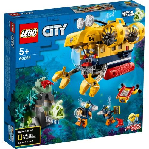 60264 Podmornica za istraživanje oceana