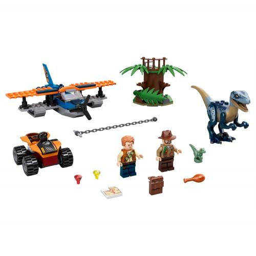 75942 Velociraptor: spasilačka misija u dvokri