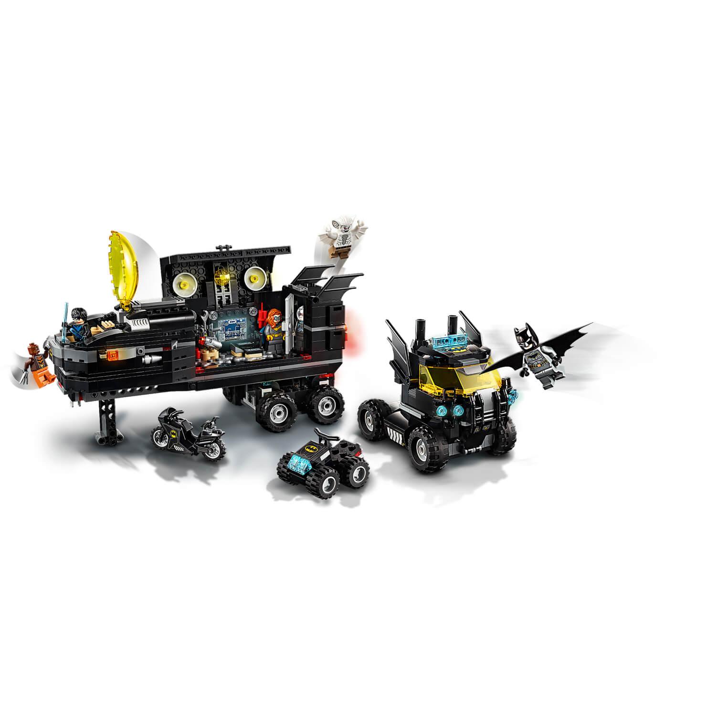 76160 Batmanova mobilna baza