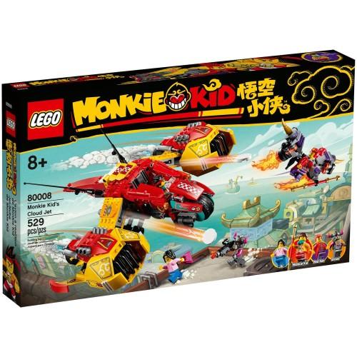 80008 Monkie Kid avion