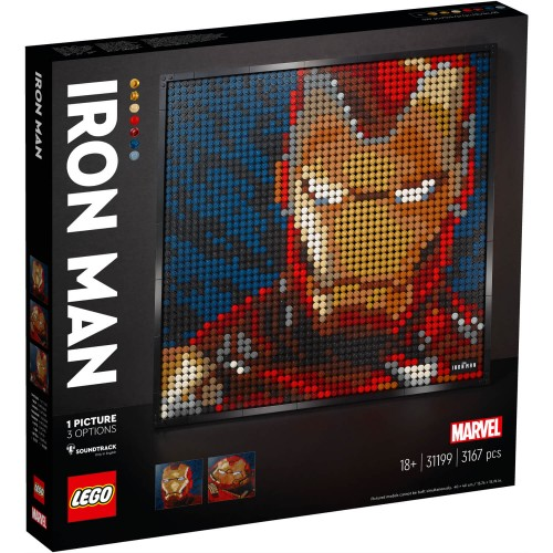 31199 Marvel Studios Iron Man