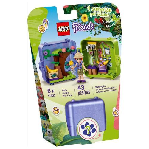 41437 Mijina kocka za igru džungla