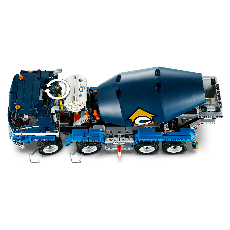 42112 Kamion za miješanje betona